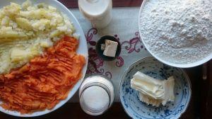 ingredientes buñuelos