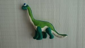 jumpingclay dinosaur