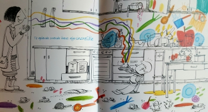Así te quiero libro infantil
