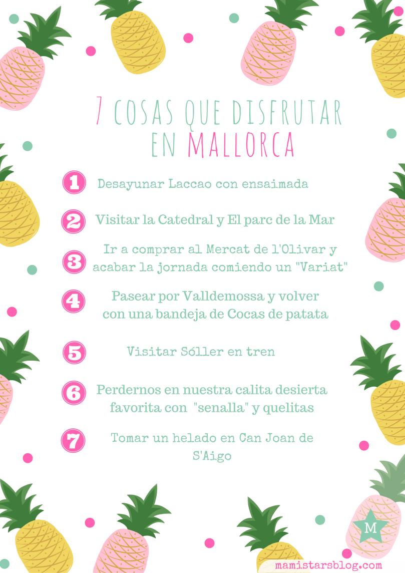 Cosas que disfrutar Mallorca