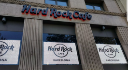 Talleres ClayRocks en hard Rock café