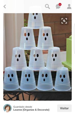 Diy Halloween / Manualidades halloween niños