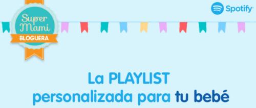 La playlist personalizada para tú bebé / Nestlé Bebé / Spotify