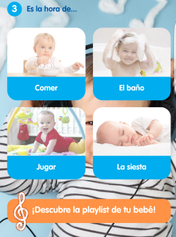 Netlé Bebés / spotify
