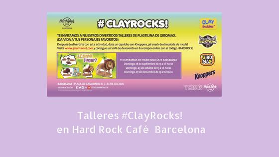 Talleres Clayrocks Barcelona
