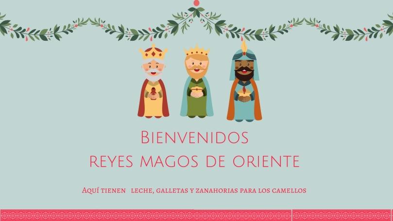 Descargable gratuito Reyes Magos