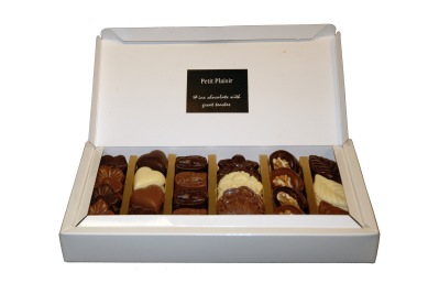 Caja Petit Plaisir Chocolates Variados