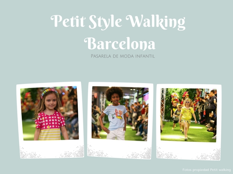 Petit Walking Barcelona Barcelona 2017