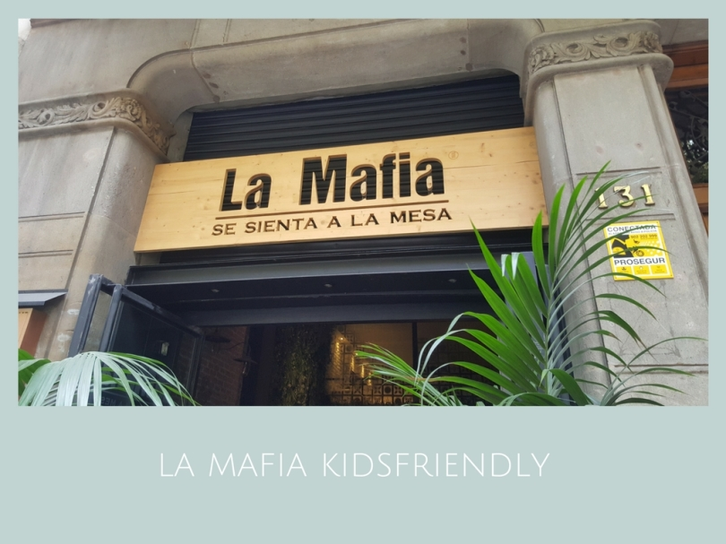 La mafia kidsfriendly