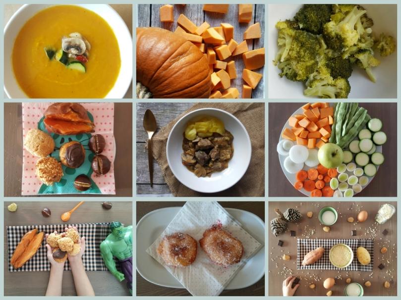 actividades de otoño para niños