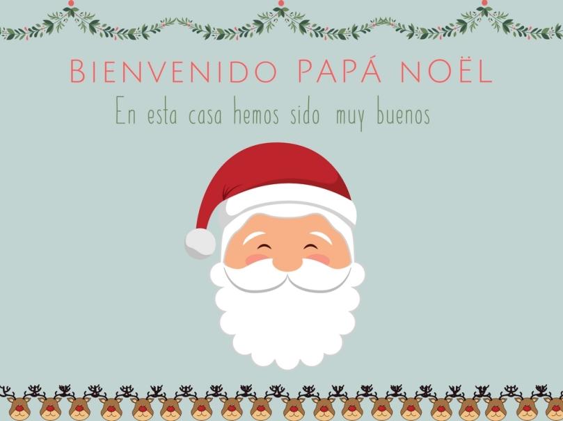 Descargable gratuito Navidad / PapáNöel