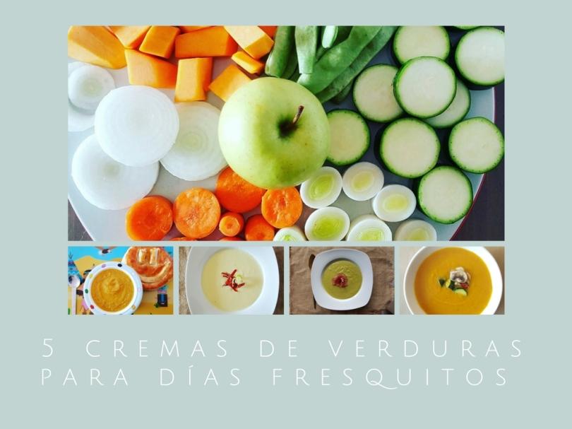 Cremas de verduras receta fácil y económica / Recetas para niños