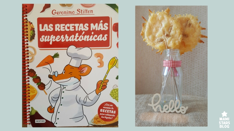 5 libros de recetas para niños