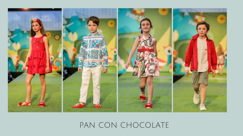 PASARELA PETIT WALKING / Moda infantil