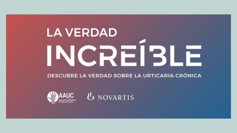 #Laverdadincreíble / Urticaria