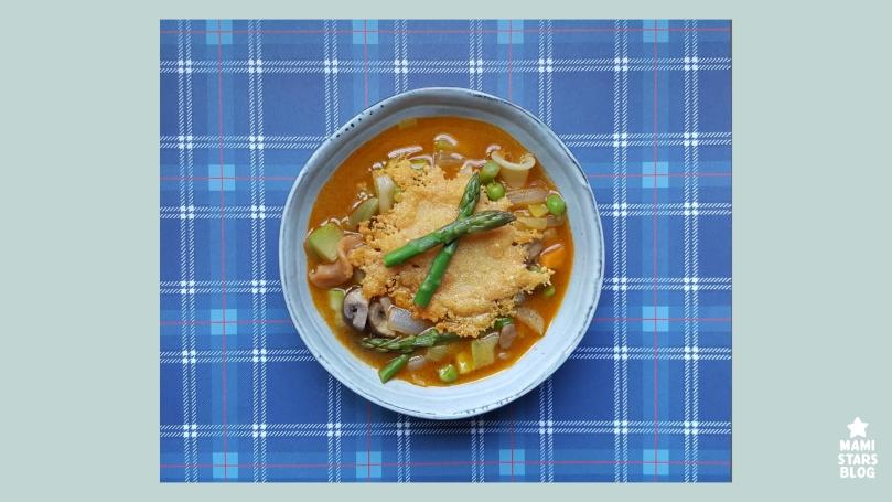 Sopa minestrone receta fácil
