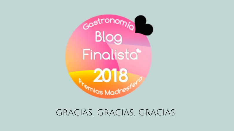 Finalista premios madresfera 2018