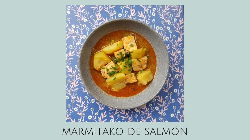 RECETA MARMITAKO DE SALMON